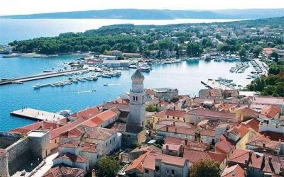 The rich historical heritage of the town of Krk – the first part